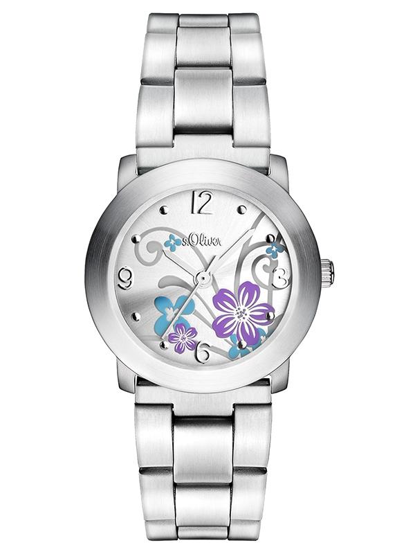 Bracelet-montre pour femme s.Oliver SO-2094-MQ