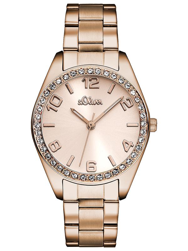 Bracelet-montre pour femme s.Oliver SO-2903-MQ
