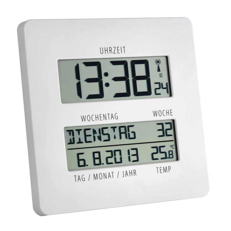 "Radio-controlled clock ""TimeLine"""