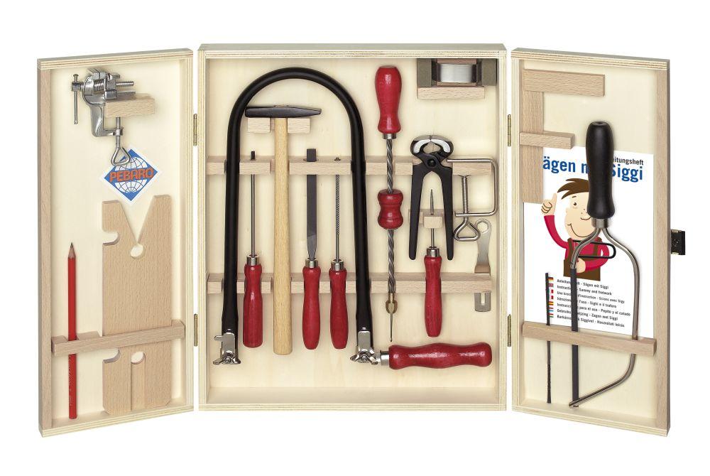 Eco jigsaw cabinet, 24 pieces