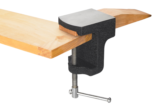 Anvil for fastening to workbench