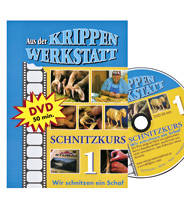 """DVD """"Wir schnitzen ein Schaf"""""""