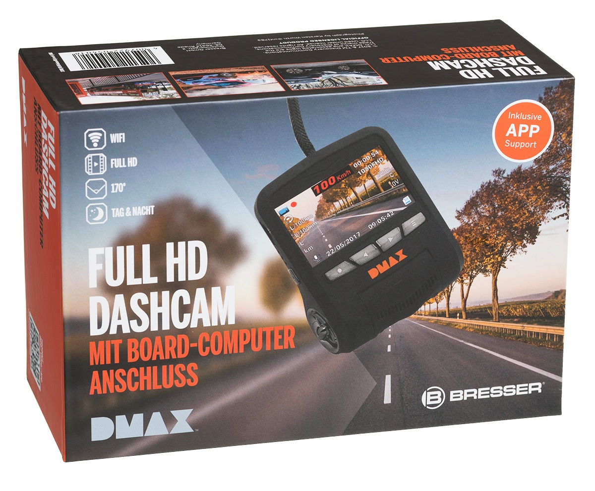 dashcam obd mit fahrzeugdaten bertragung bei selva online. Black Bedroom Furniture Sets. Home Design Ideas