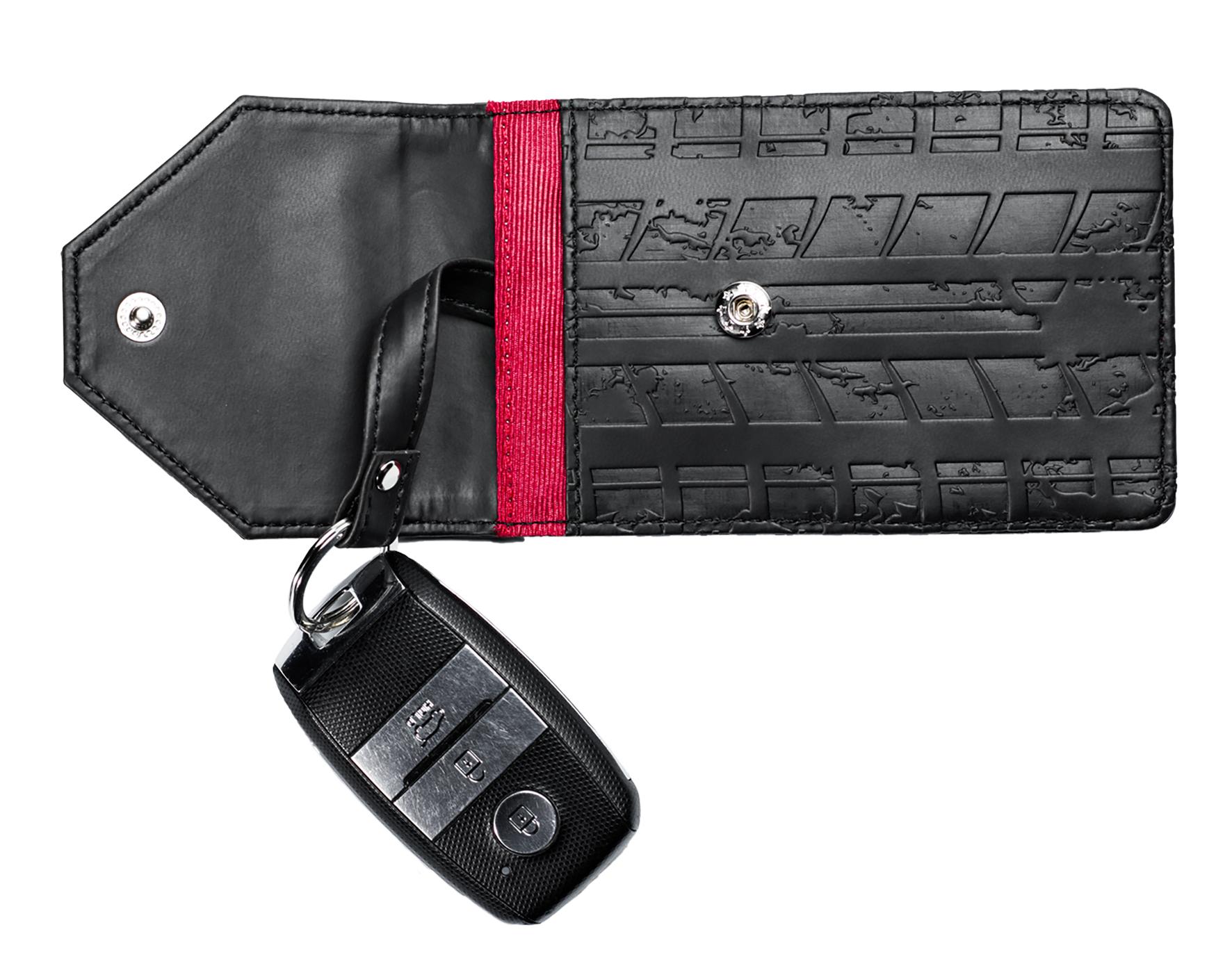 KeyProtector - flexible RFID key pocket