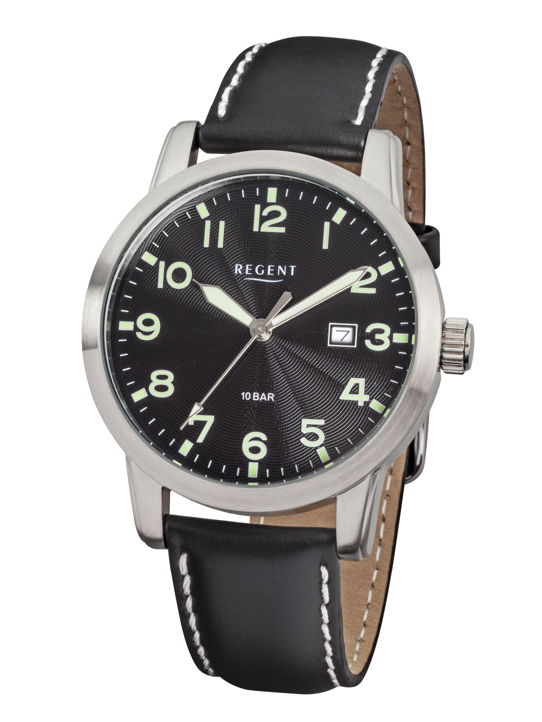 Regent Herren-Armbanduhr