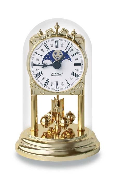 Horloge annuelle à quartz de Haller « Luna »