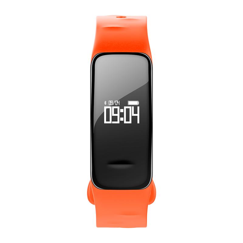 Fitness Tracker, orange