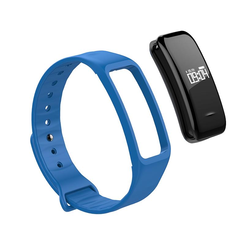 Ersatzarmband für Fitnesstracker, blau