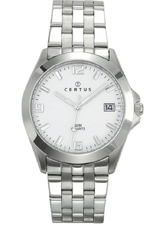 CERTUS Bracelet-montre pour homme Ø 39mm
