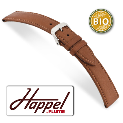 Happel Fairfield Bracelet de montre en cuir