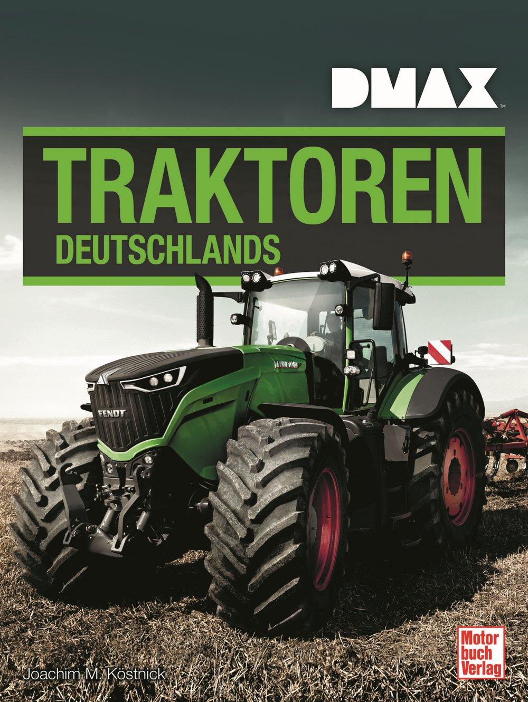 Buch DMAX Traktoren Deutschlands