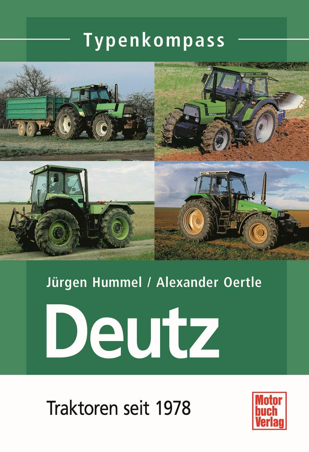 Buch Deutz 2: Typenkompass seit 1978