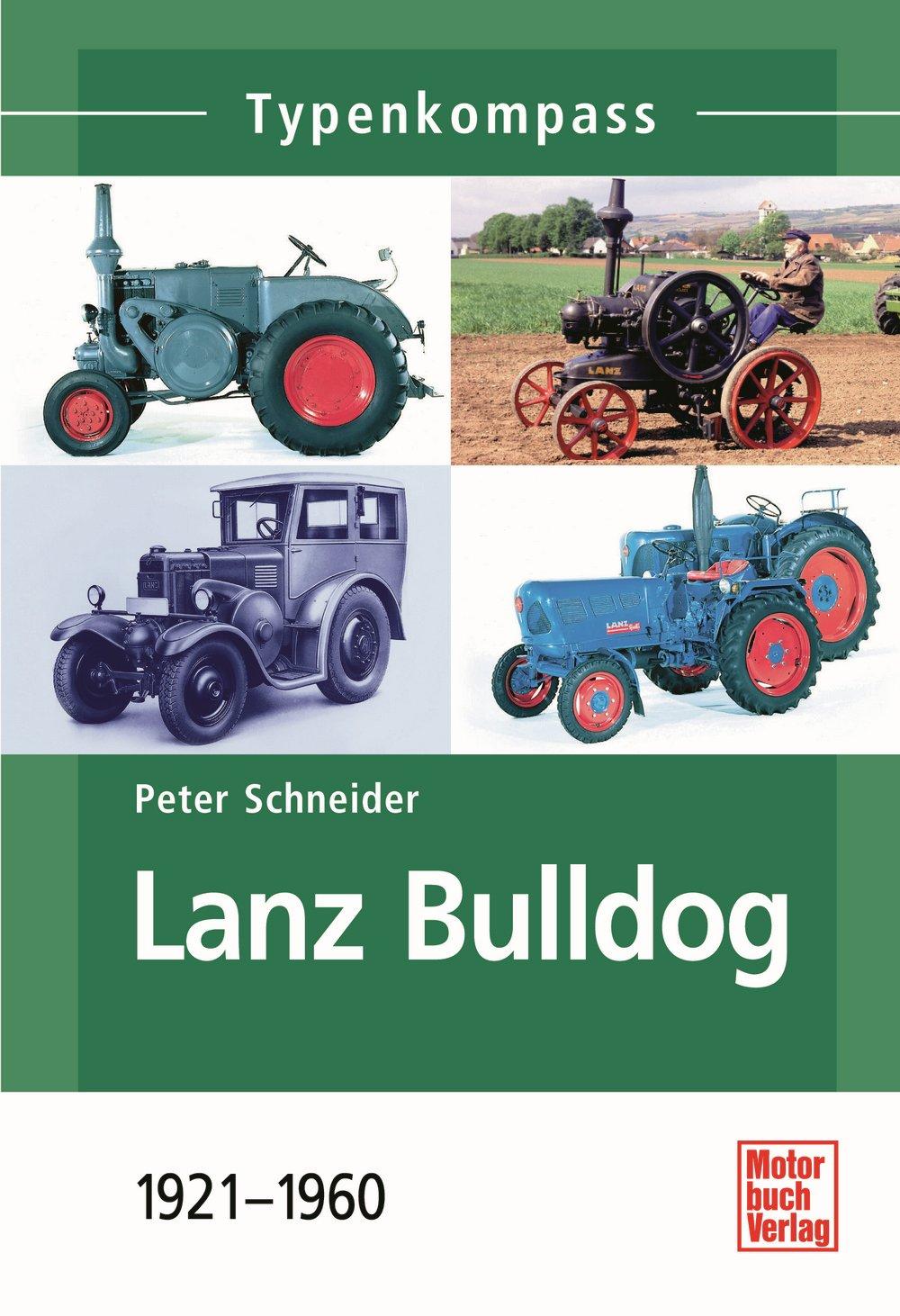 Buch Lanz Bulldog - 1921-1960