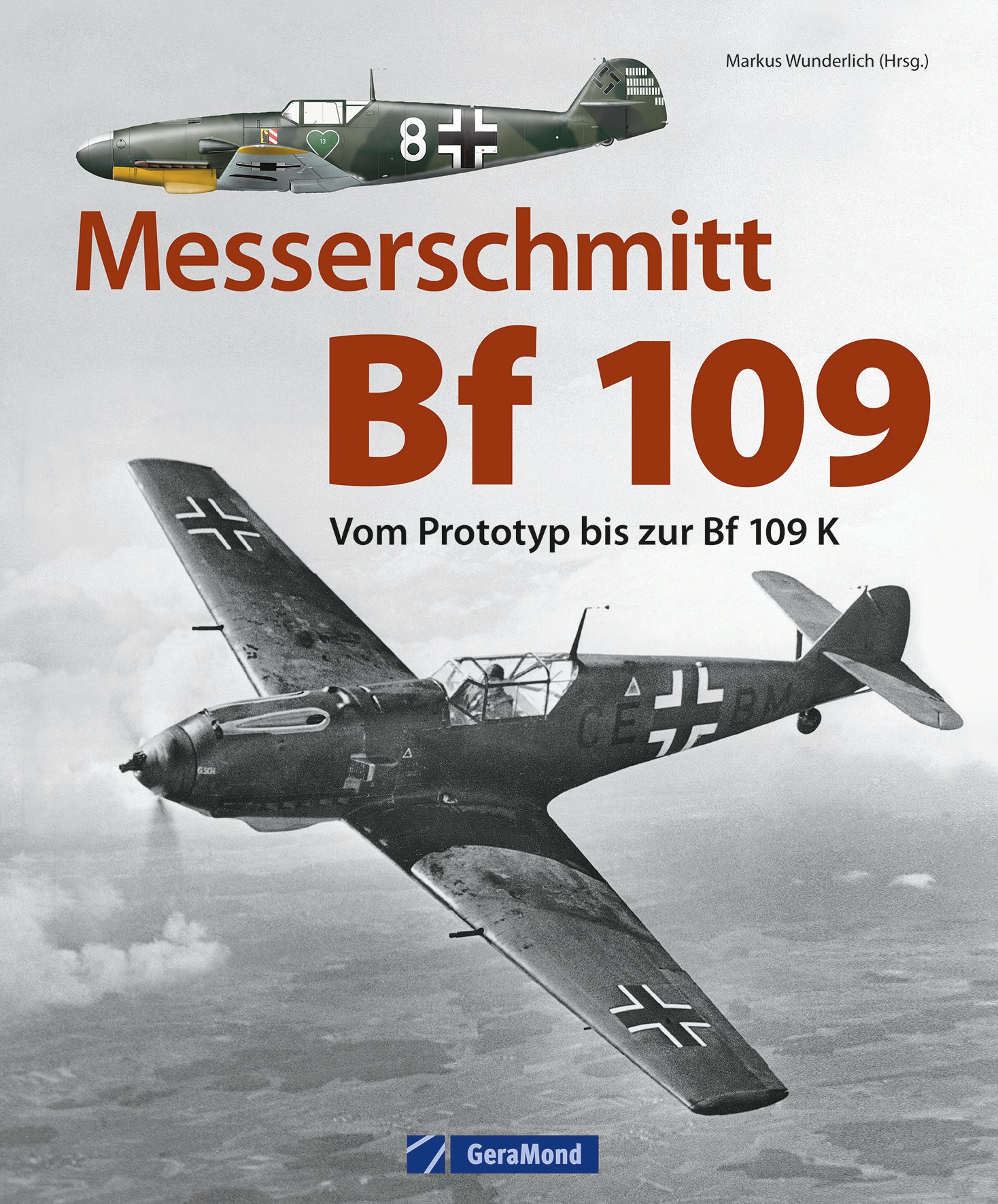 Buch Messerschmitt Bf 109