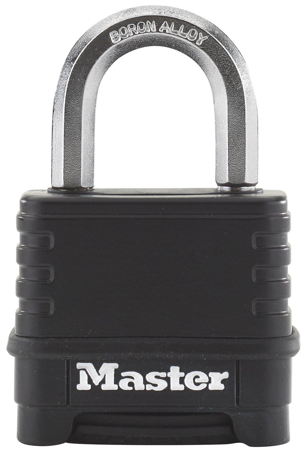 MASTER LOCK Zahlenschloss 57/ 28mm - Sicherheitslevel 9