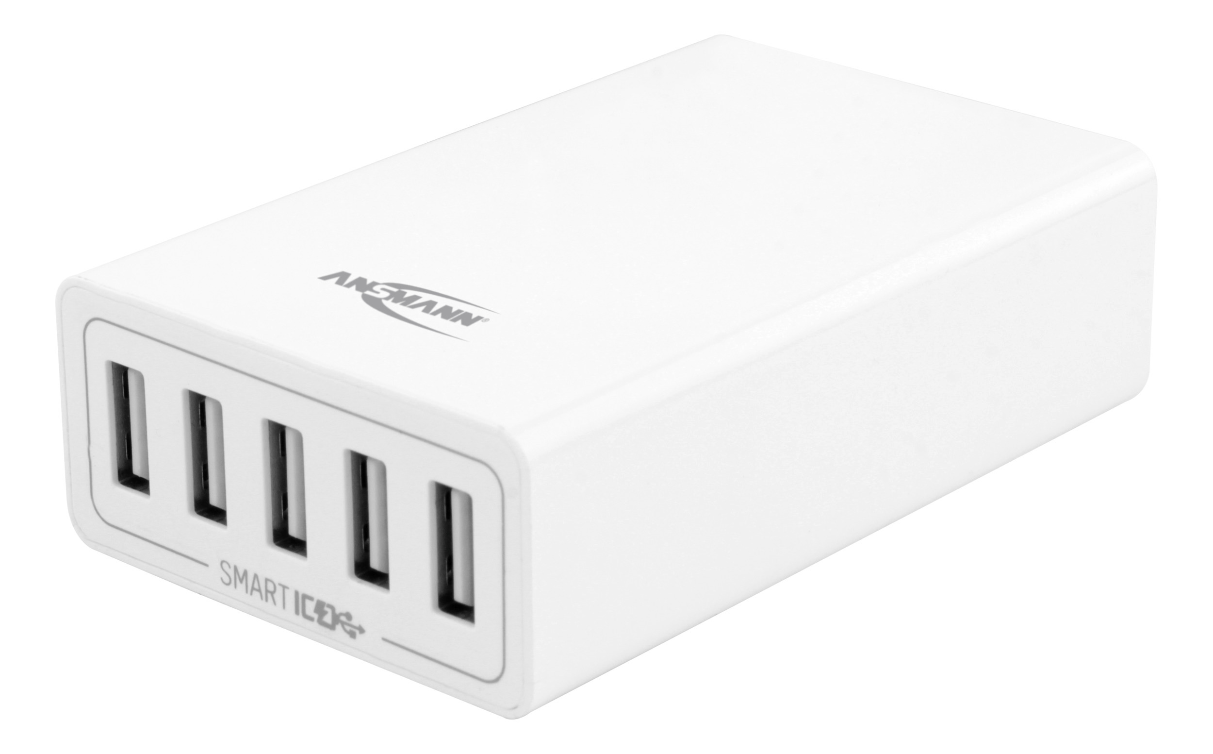 Home Charger 580 with 5 USB ports