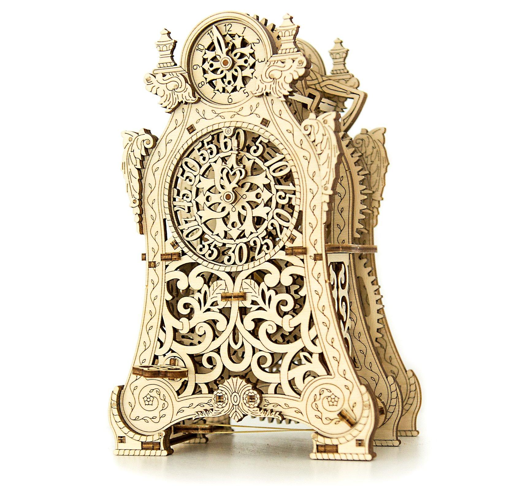 WOODEN CITY Magic Clock, 149 Bauteile