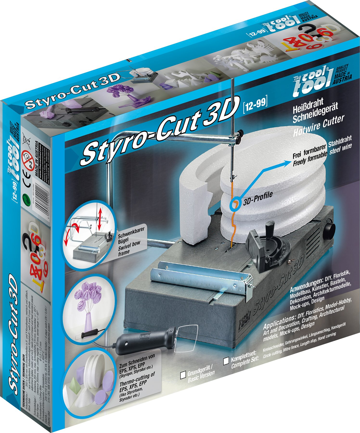 Styro-Cut 3D Set Professionel