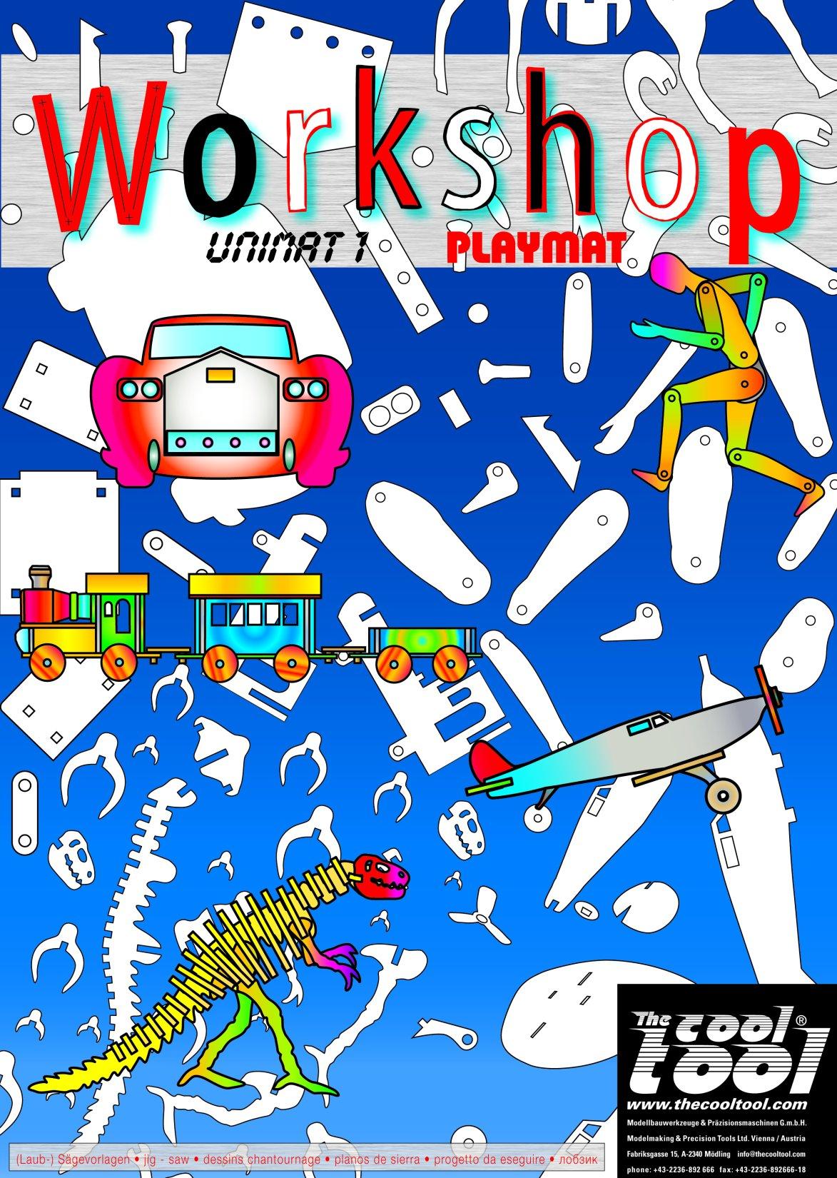 PLAYMAT Workshop Modeling Book