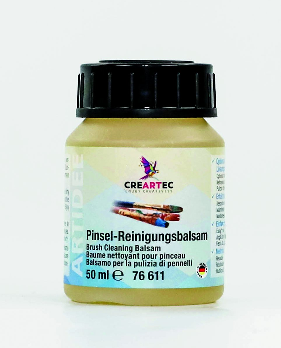 Pinsel-Reinigungsbalsam, 50ml