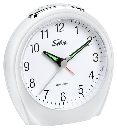 Selva Alarm radio controlled ESSEN, white