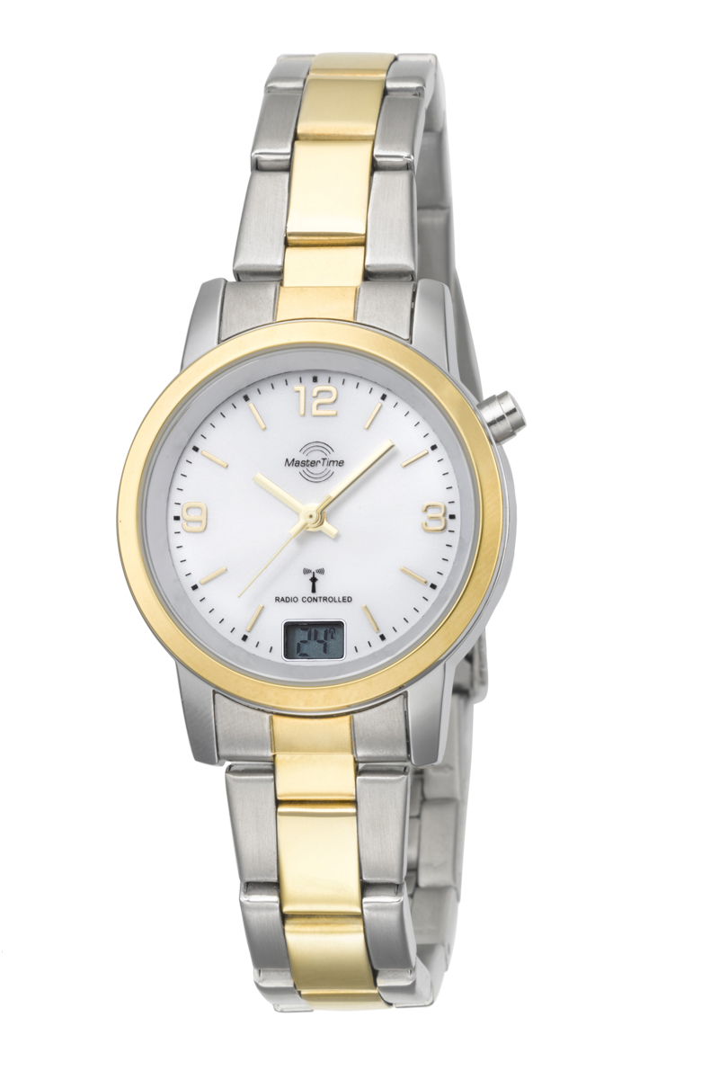 Master Time Radio Controlled Basic Series Ladies Watch