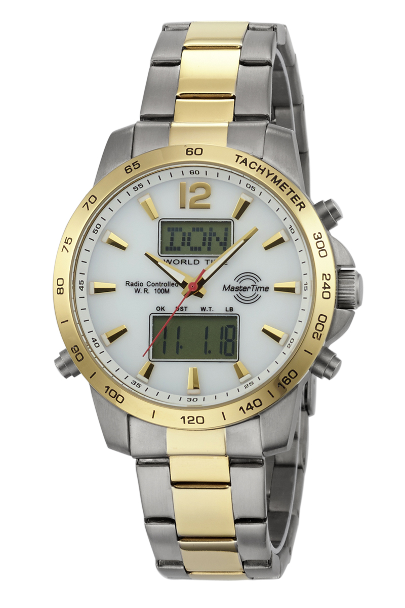 Master Time Radio Controlled Specialist Series Gents Watch