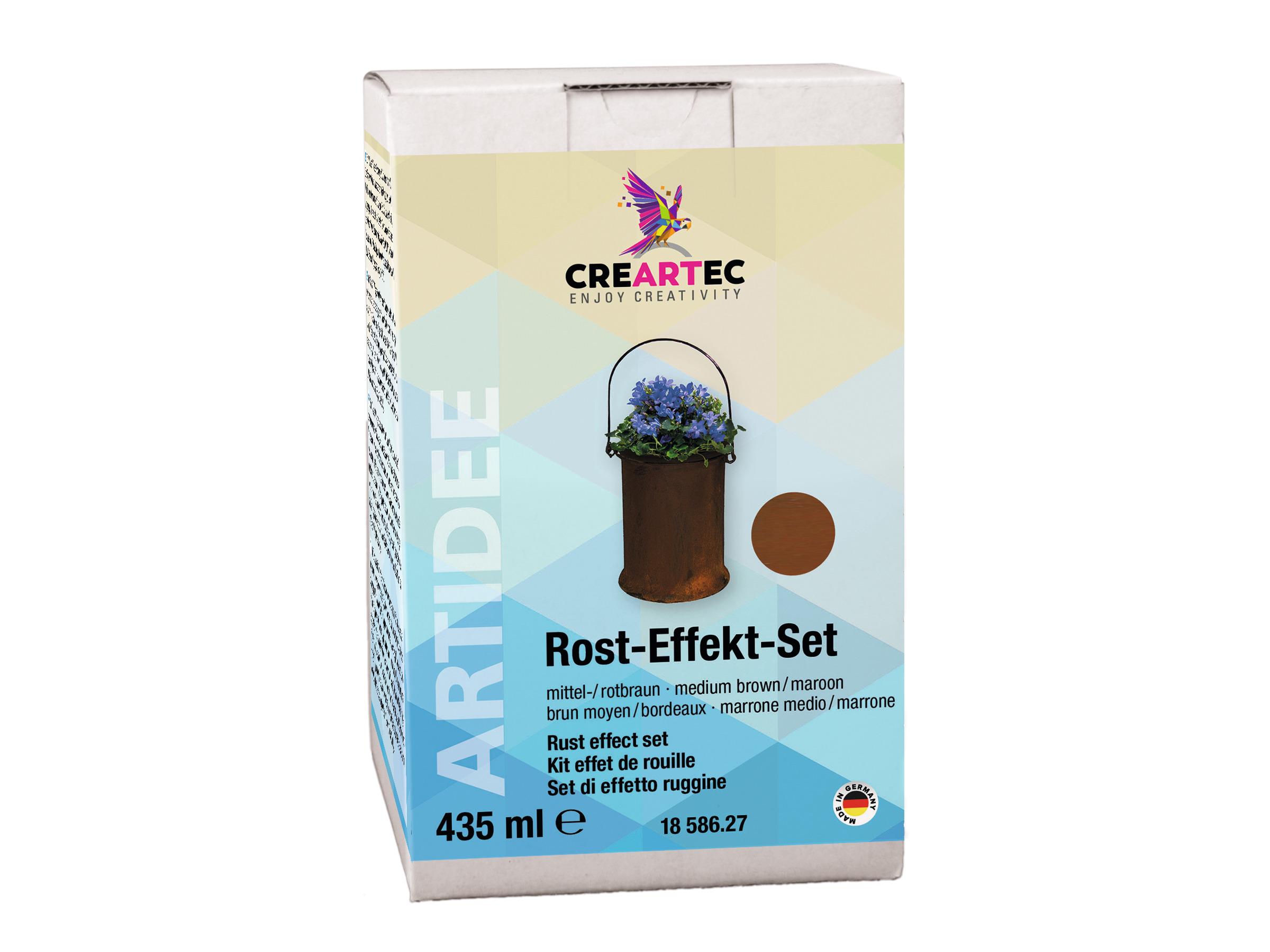 Rust iron primer medium-reddishbrown/ Starter Kit