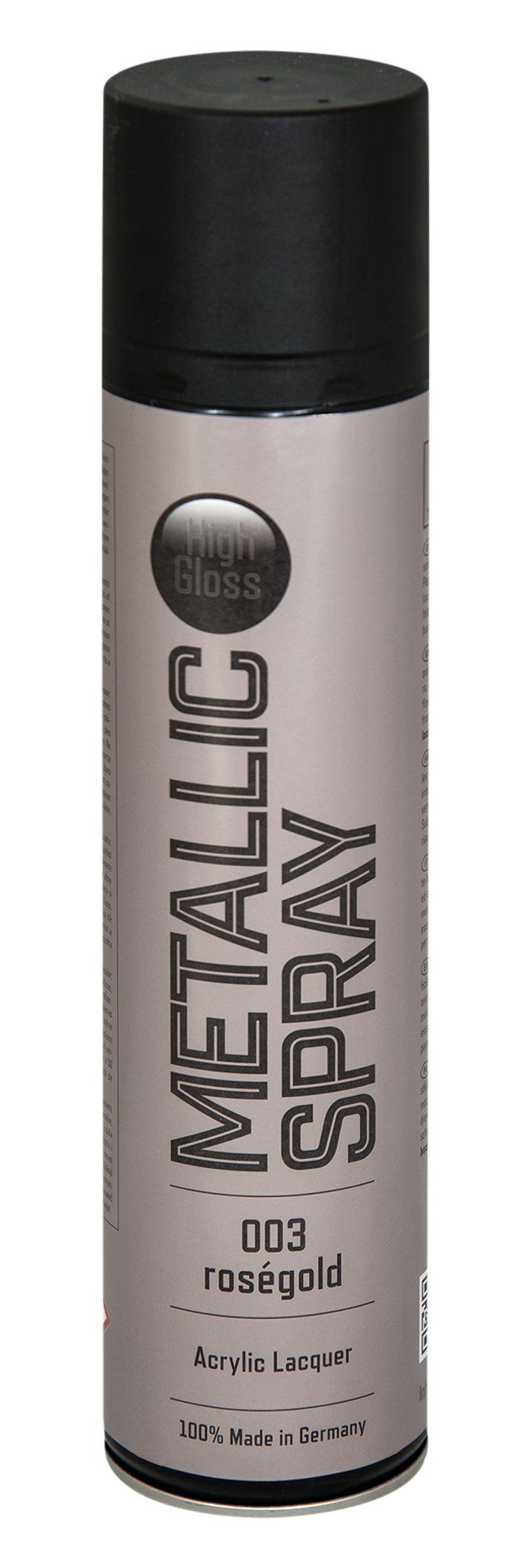Farbspray Aero-Design, Roségold 400ml