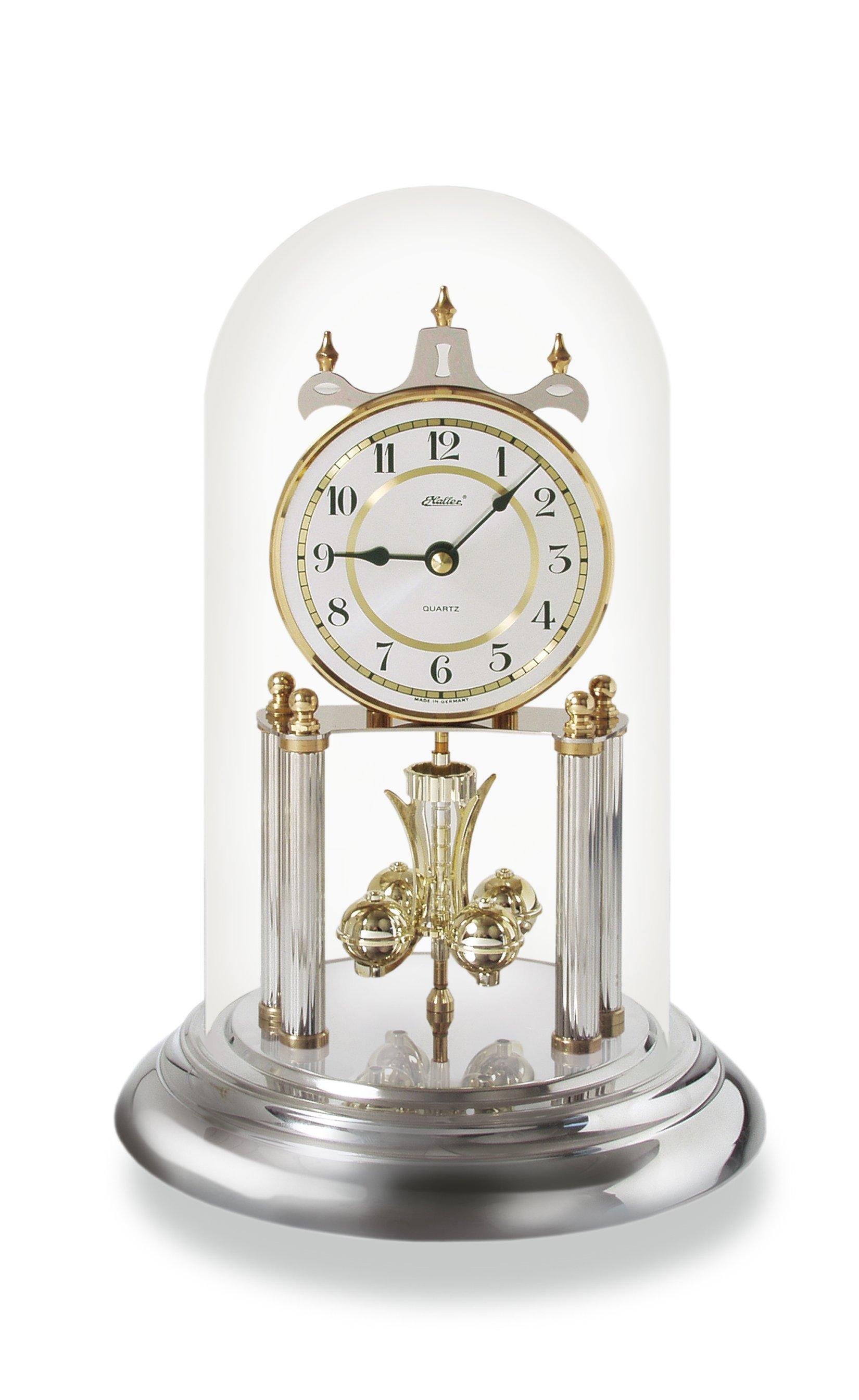 Haller anniversary clock Paula