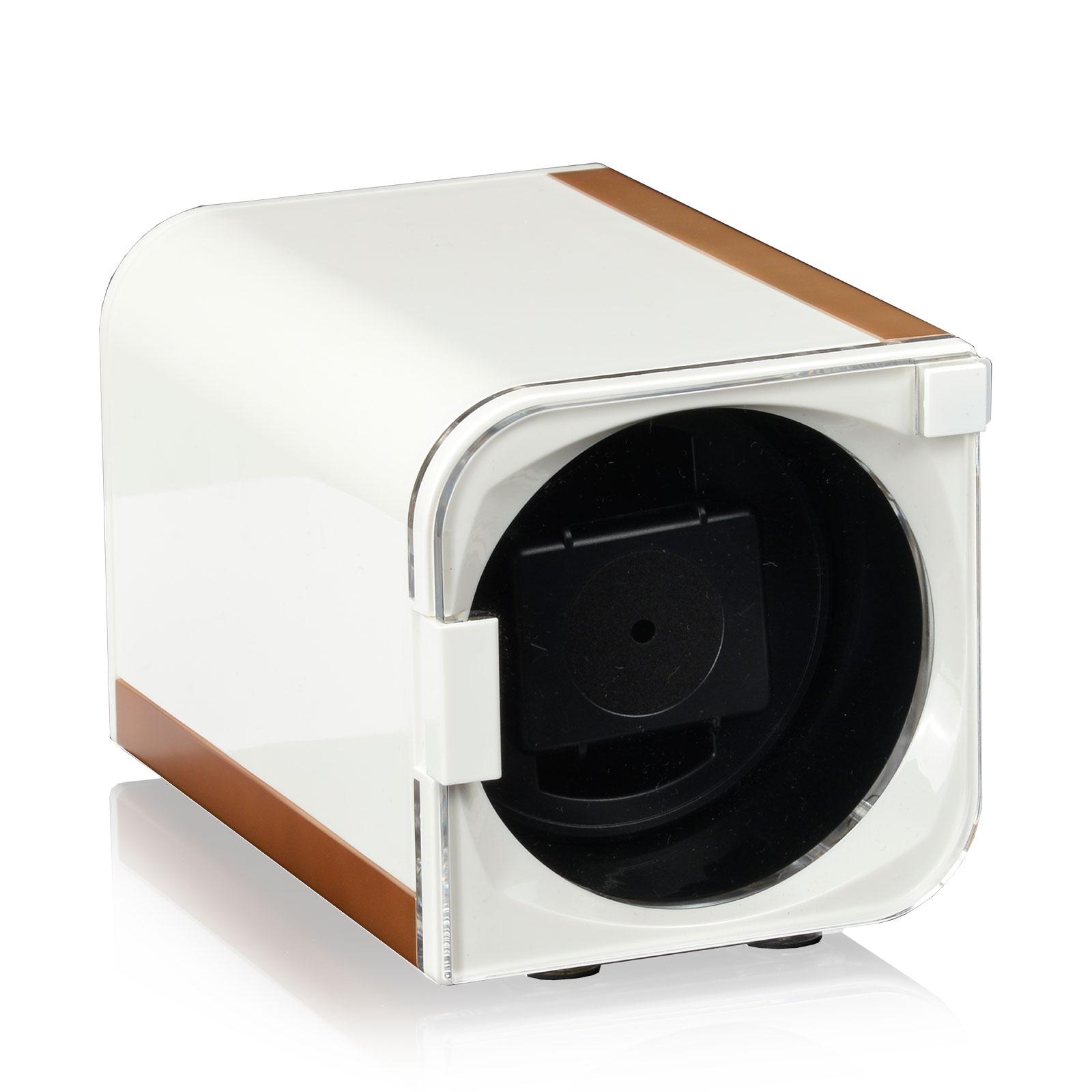 Enrouleur de montre blanc Merano