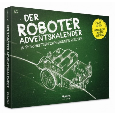 Adventskalender Roboter