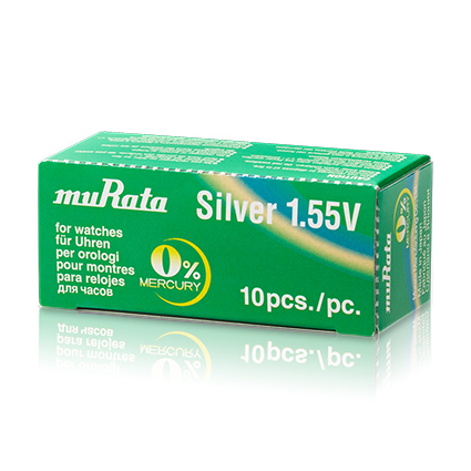 Watch batteries 1.5V