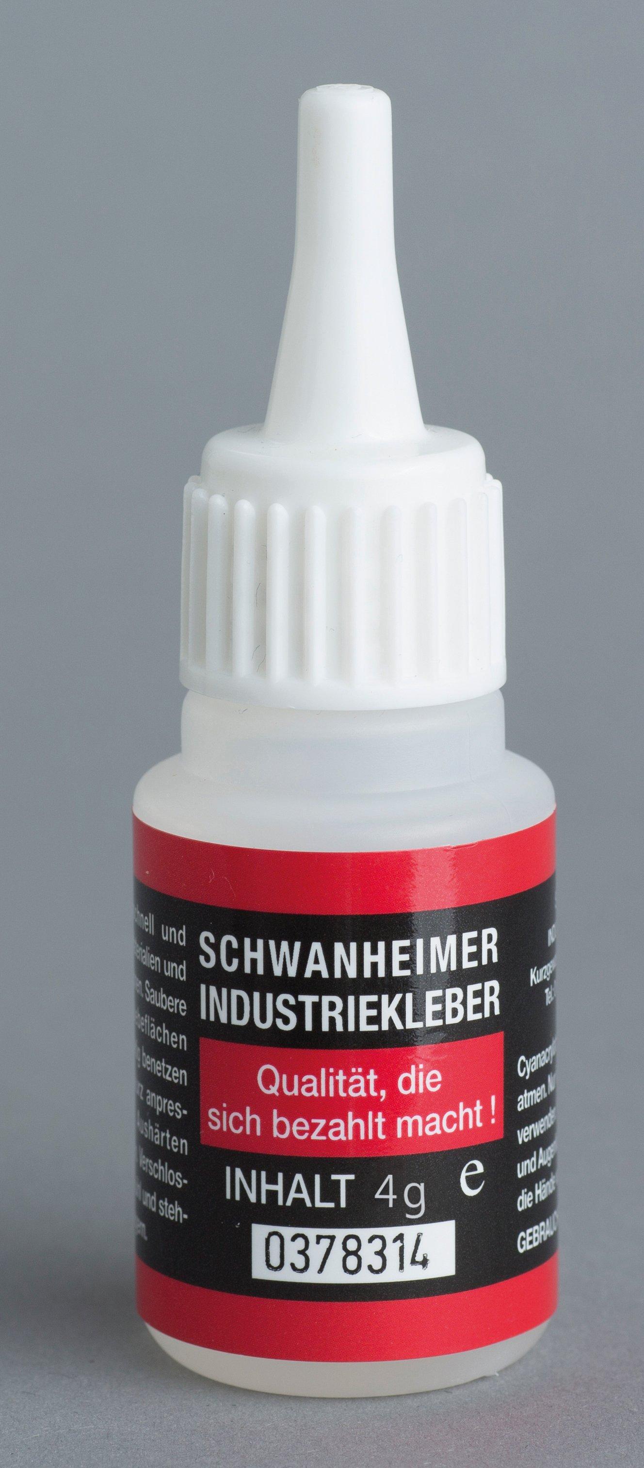 Schwanheimer Industriekleber 4g