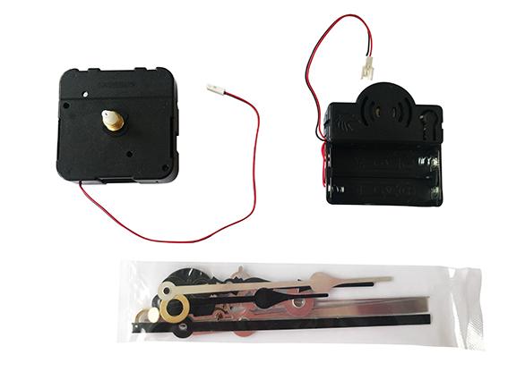 Impulskontaktwerk Quarz mit Soundmodul, ZWL 17mm