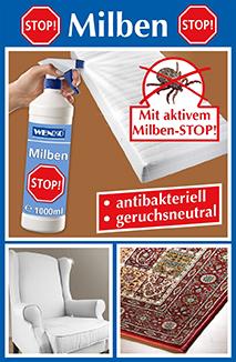 Milben-Stop, 1 Liter