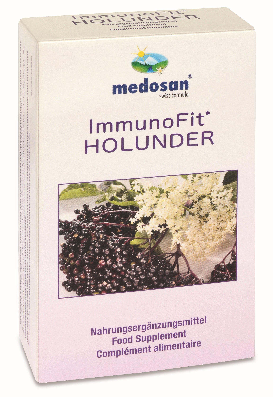 ImmunoFit Elderberry, 60 capsules - to strengthen your immune system