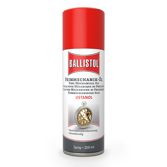 BALLISTOL Feinmechanik-Öl, 200ml