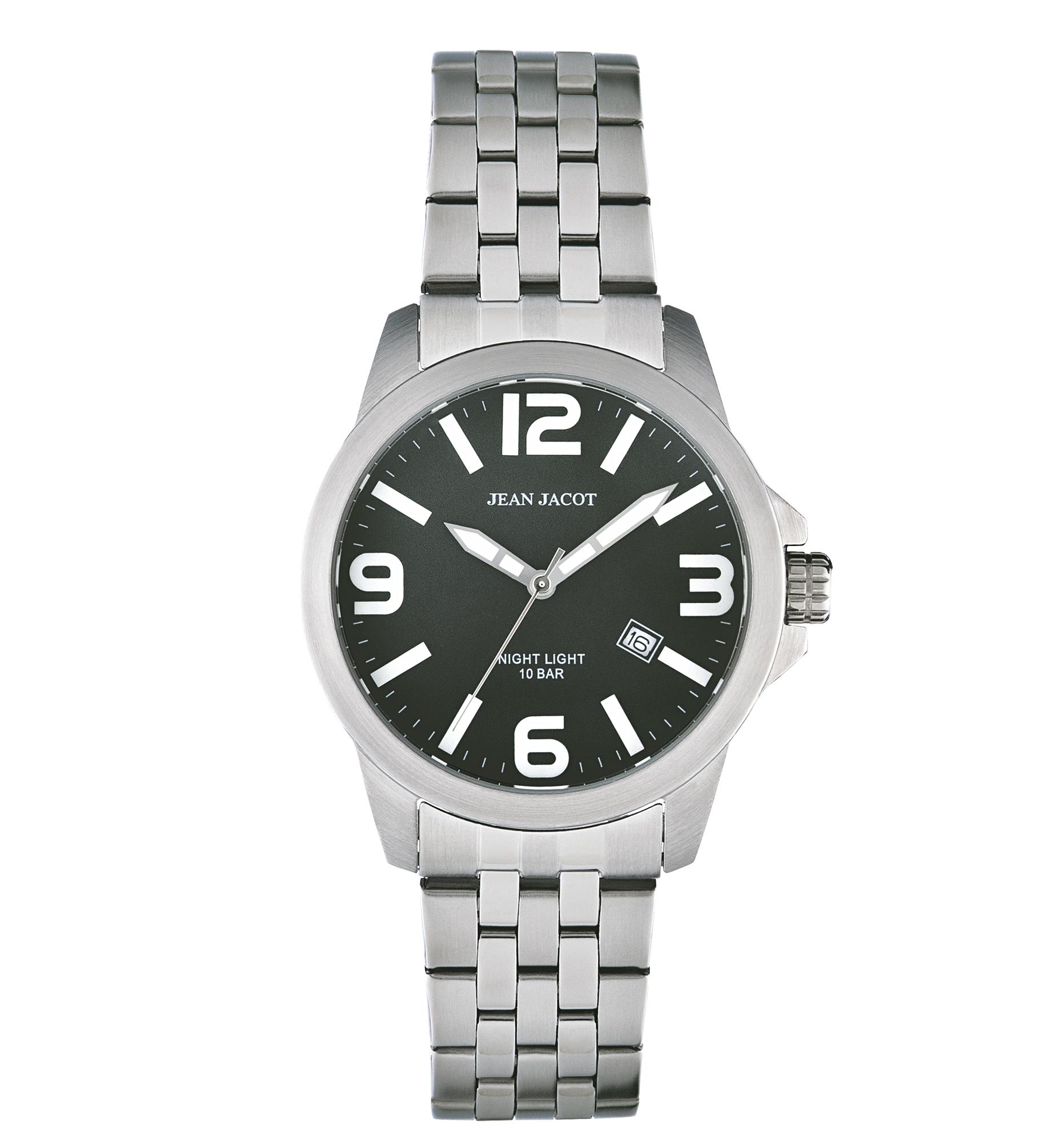 """Kit d'une montre-bracelet pour homme """"Super lumino"""
