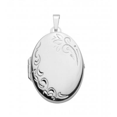 Medaillon oval