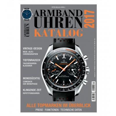 Armbanduhren-Katalog 2017