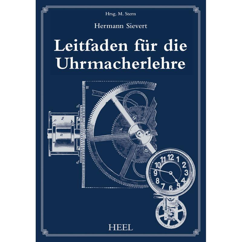 Book: Leitfaden für die Uhrmacherlehre
