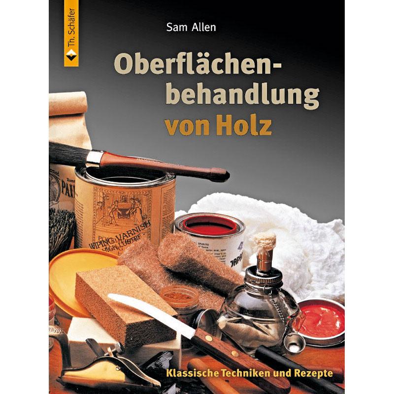 """Livre """" Oberflächenbehandlung von Holz """""""