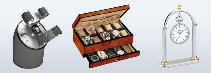 Accessoires pour montres-bracelets et de poches