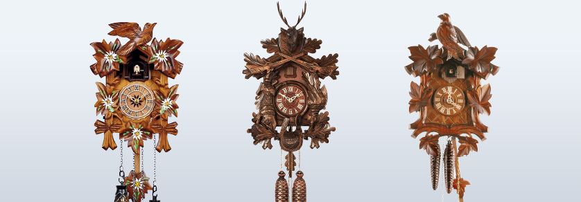 Original Black Forest Cuckoo Clocks