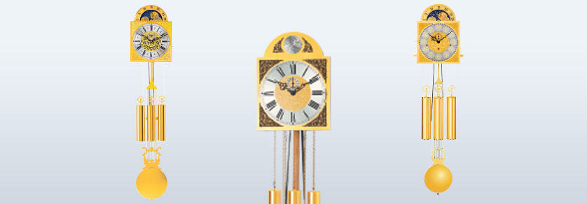 Longcase Clock Movements