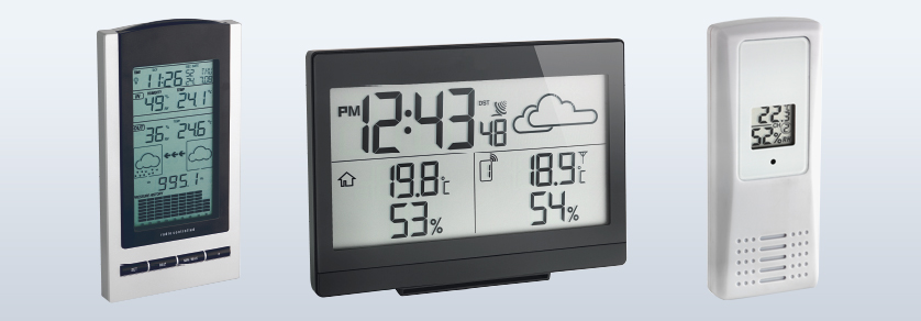 Electronic Weather Stations