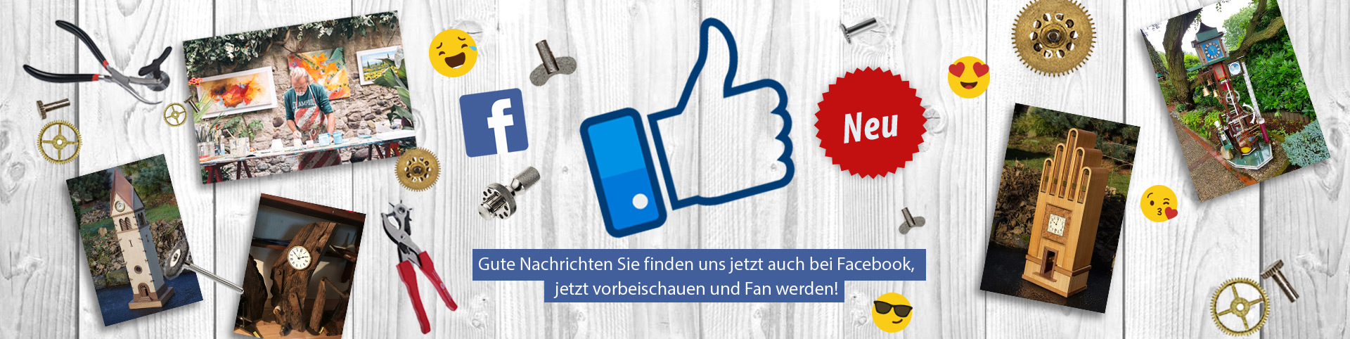 Facebook Selva Technik