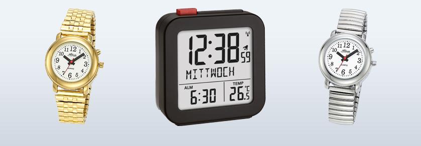 Uhren für Handicaps